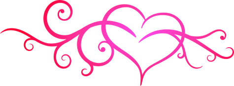 line-clipart-pink-13