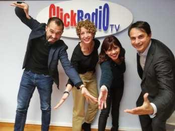 click radio